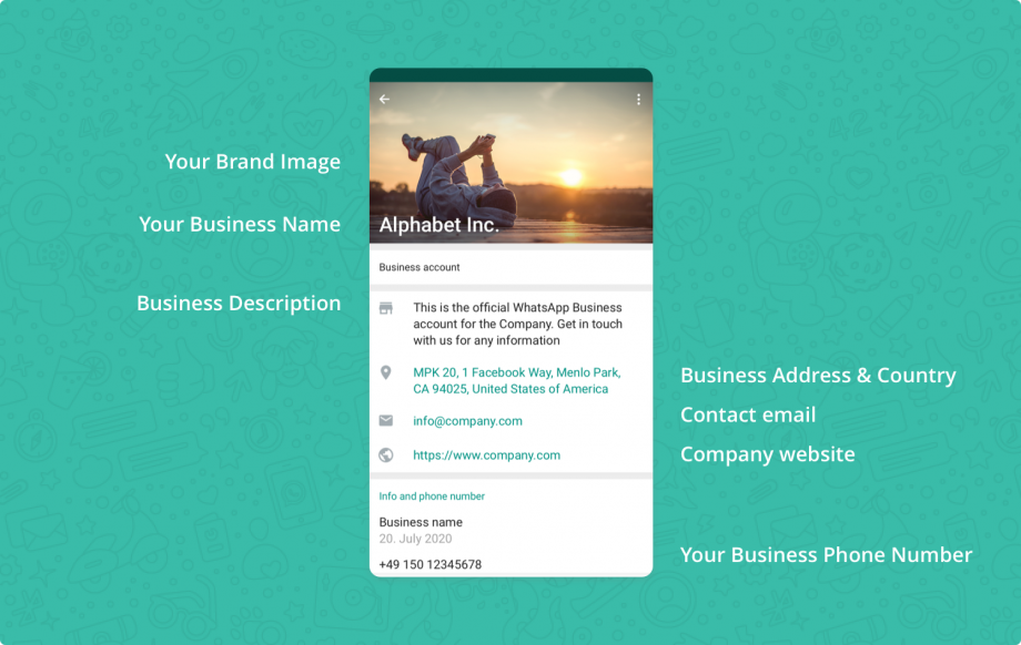 Set Up Your Whatsapp Business Account In Less Than 10 Steps Tyntec
