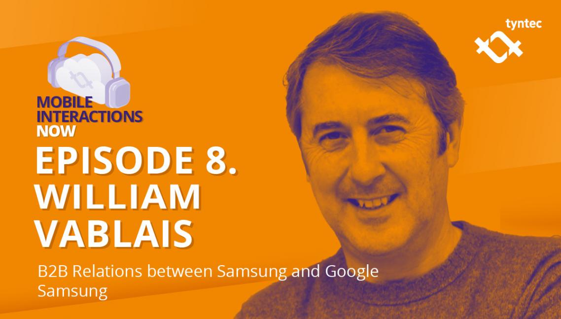 William Vablais Podcast | tyntec