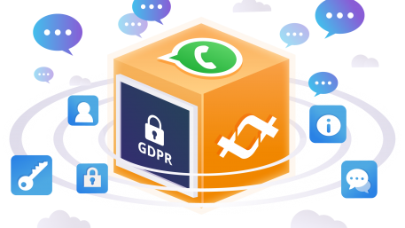 Security and GDPR with tyntec's WhatsApp Business API