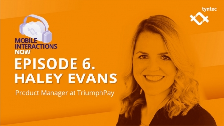 Haley Evans Podcast Mobile Interactions Episode 6